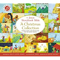 Image for The Jesus Storybook Bible A Christmas Collection: Stories, songs, and reflections for the Advent season