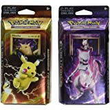 Pokemon TCG: XY Evolutions, 60  Power Card Game Theme Deck Pikachu (80160)