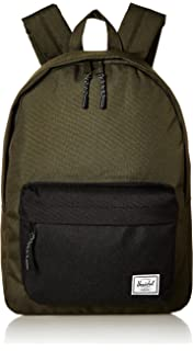 ee3d547f7bf5 Herschel Classic Backpack Forest Night Black One Size