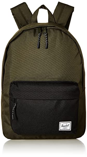 c256d79e75e Herschel Classic Backpack Forest Night/Black One Size
