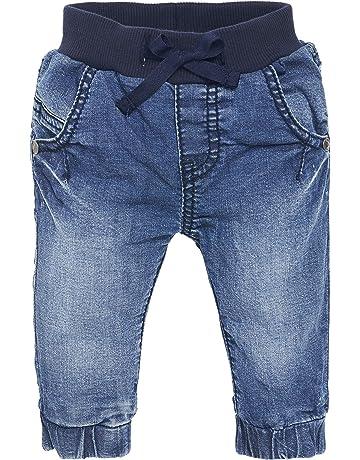 Salt /& Pepper Blue Basic Boys Jeans Bimbo