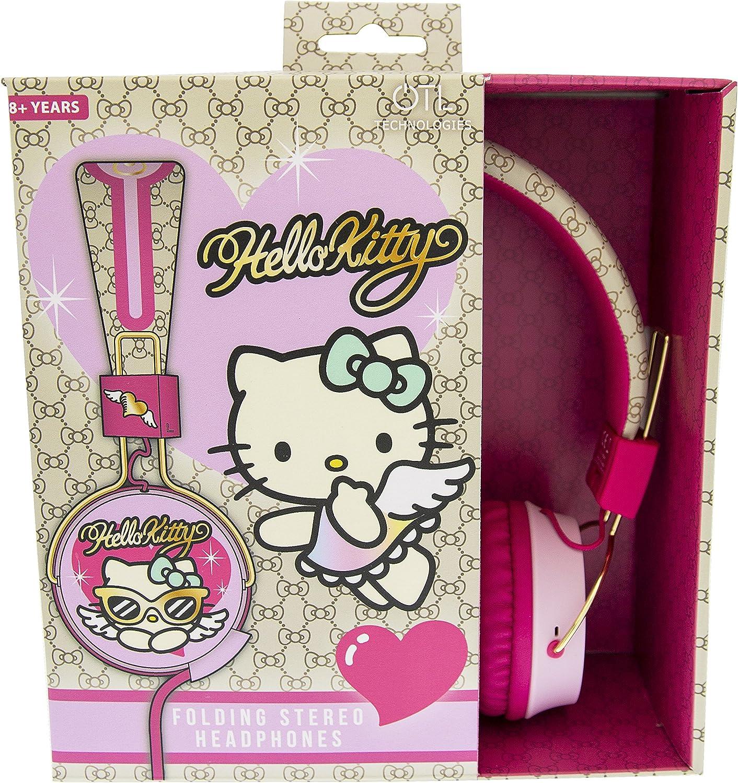 Otl Technologies Tween Kinder Kopfhörer Hello Kitty Elektronik