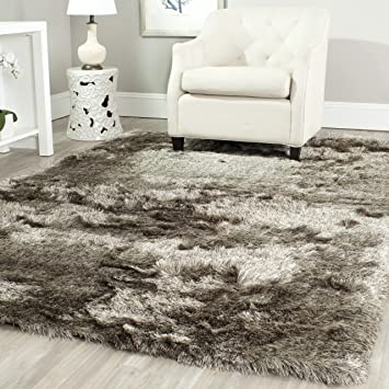 Amazon Safavieh Paris Shag Collection SG511 9292 Sable