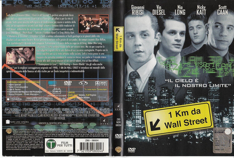 Wall street il denaro non dorme mai amazon it michael douglas - 1 Km Da Wall Street Amazon It Giovanni Ribisi Vin Diesel Nia Long Ben Affleck Ron Rifkin Ben Younger Film E Tv