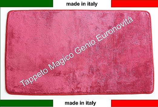 31 opinioni per Tappeto magico Genio 50x110 vari colori antiscivolo microfibra,Zerbino,lavabile