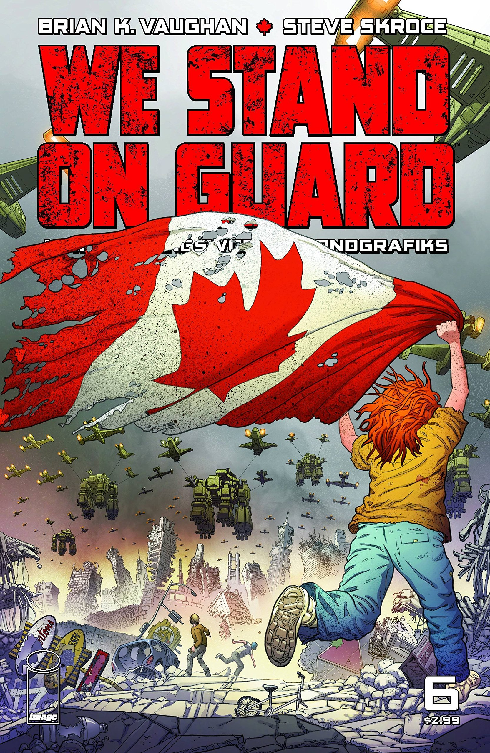 We Stand On Guard #6 pdf