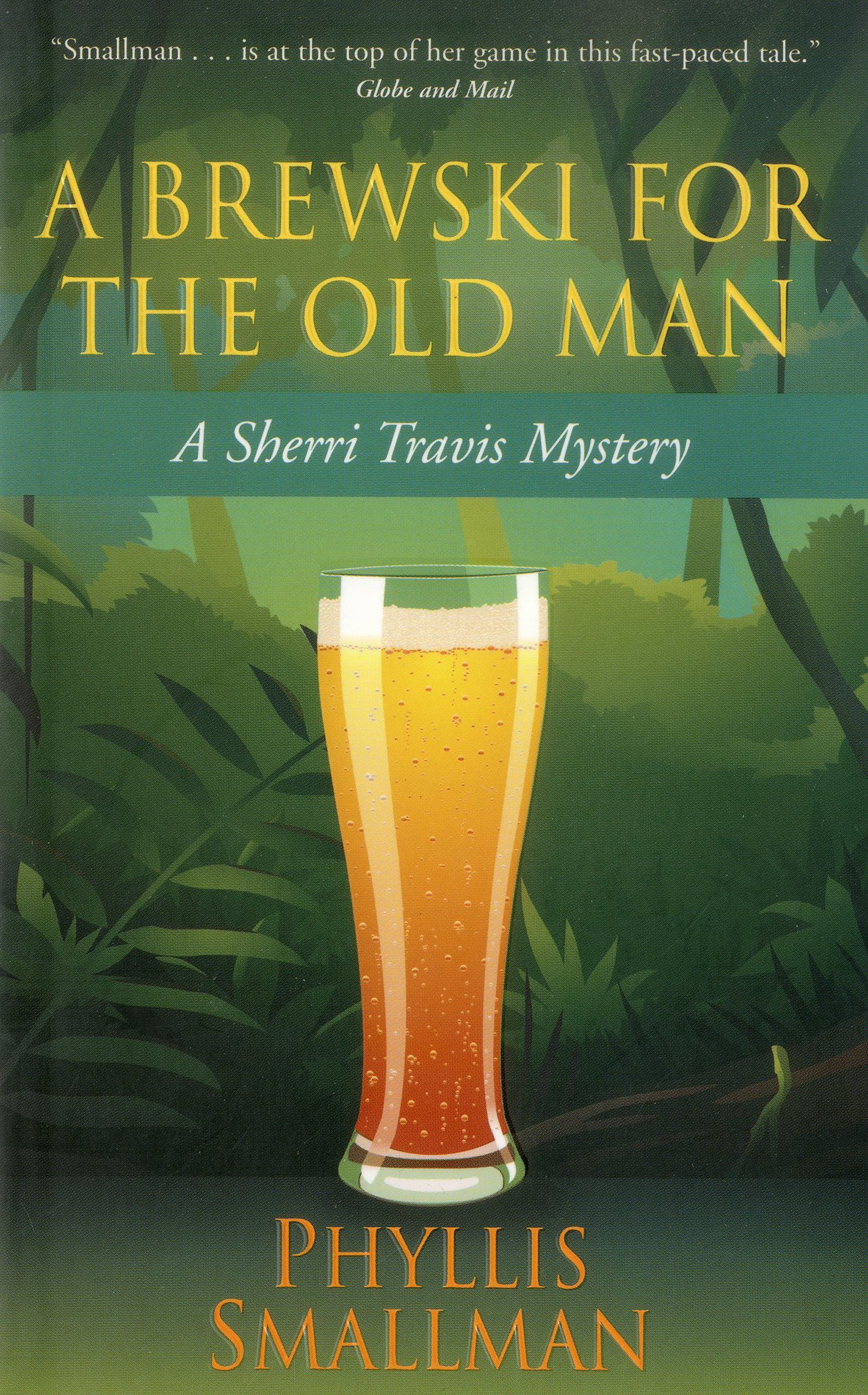 Download A Brewski for the Old Man: A Sherri Travis Mystery (Sherri Travis Mysteries) pdf epub