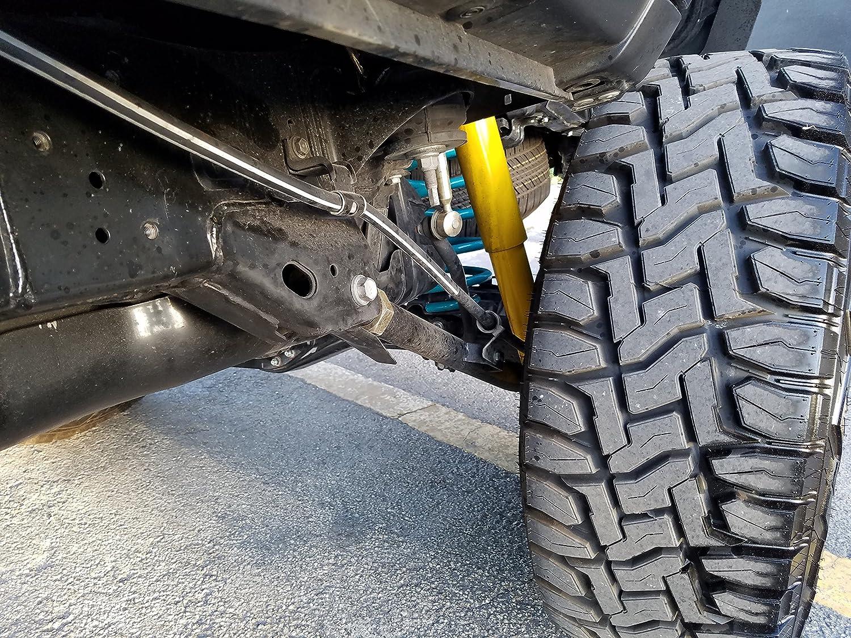 dobinsons ajustable trasero armas de control inferior para Toyota 4Runner 2003 a 2018, FJ Cruiser, PRADO 120 y 150: Amazon.es: Coche y moto