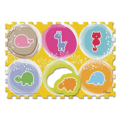 Chicco Tapis Puzzle Animaux