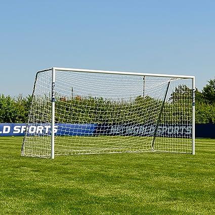 6e32ee46e Forza Alu60 Soccer Goal (12ft x 6ft) (Single or Pair) (Optional