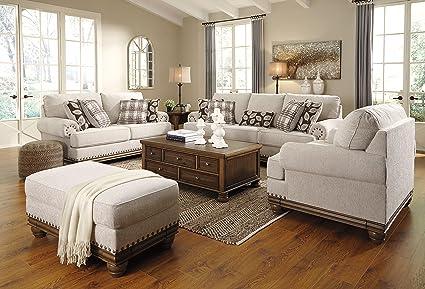 Terrific Amazon Com Harleson Traditional Wheat Color Fabric Sofa Uwap Interior Chair Design Uwaporg
