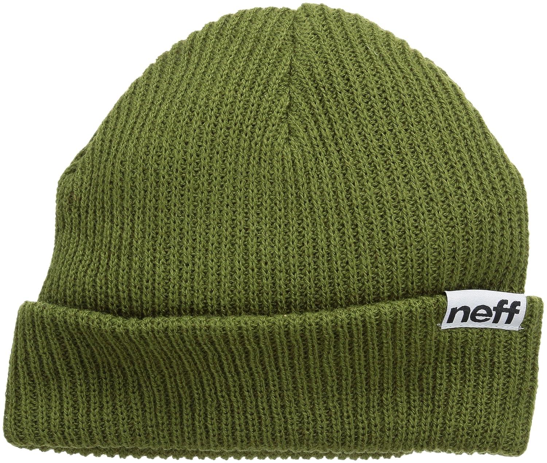Neff Fold Beanie, Weiß