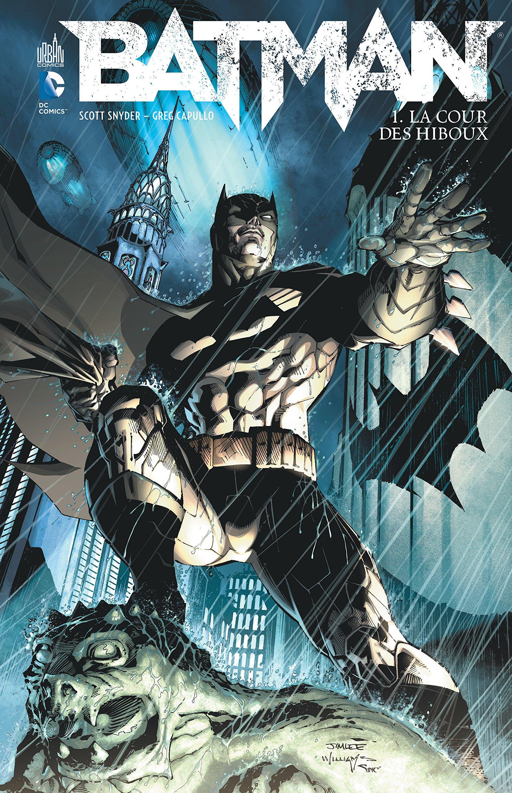livre bd batman
