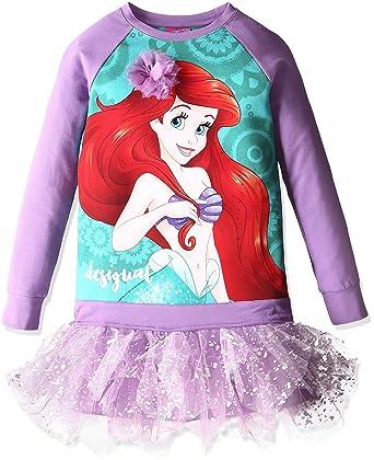 Desigual Robe Mermaid Rosa Berbena Rose 67v3dd6  Amazon.fr ... 65b296f95117