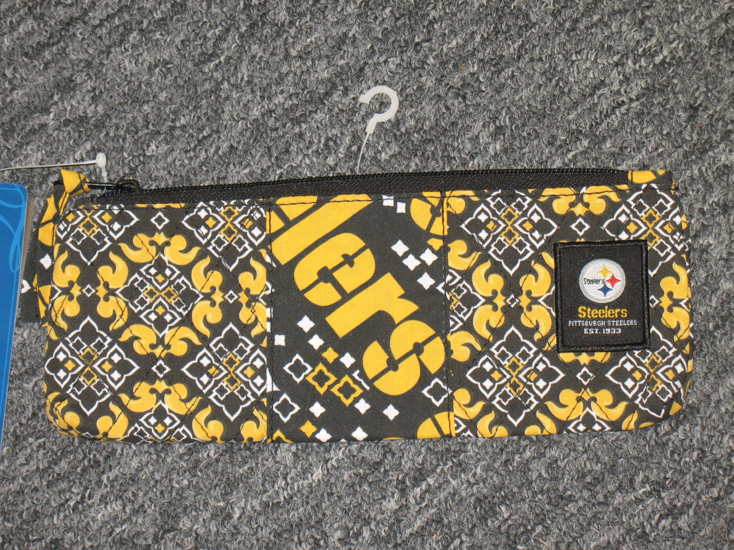 Pittsburgh Steelers 2011 Fabric Pencil Case-2Nd Line