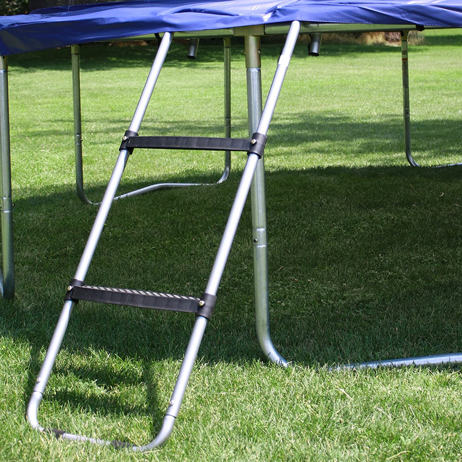 Amazon.com : Skywalker Trampolines Wide Step Ladder : Sports U0026 Outdoors