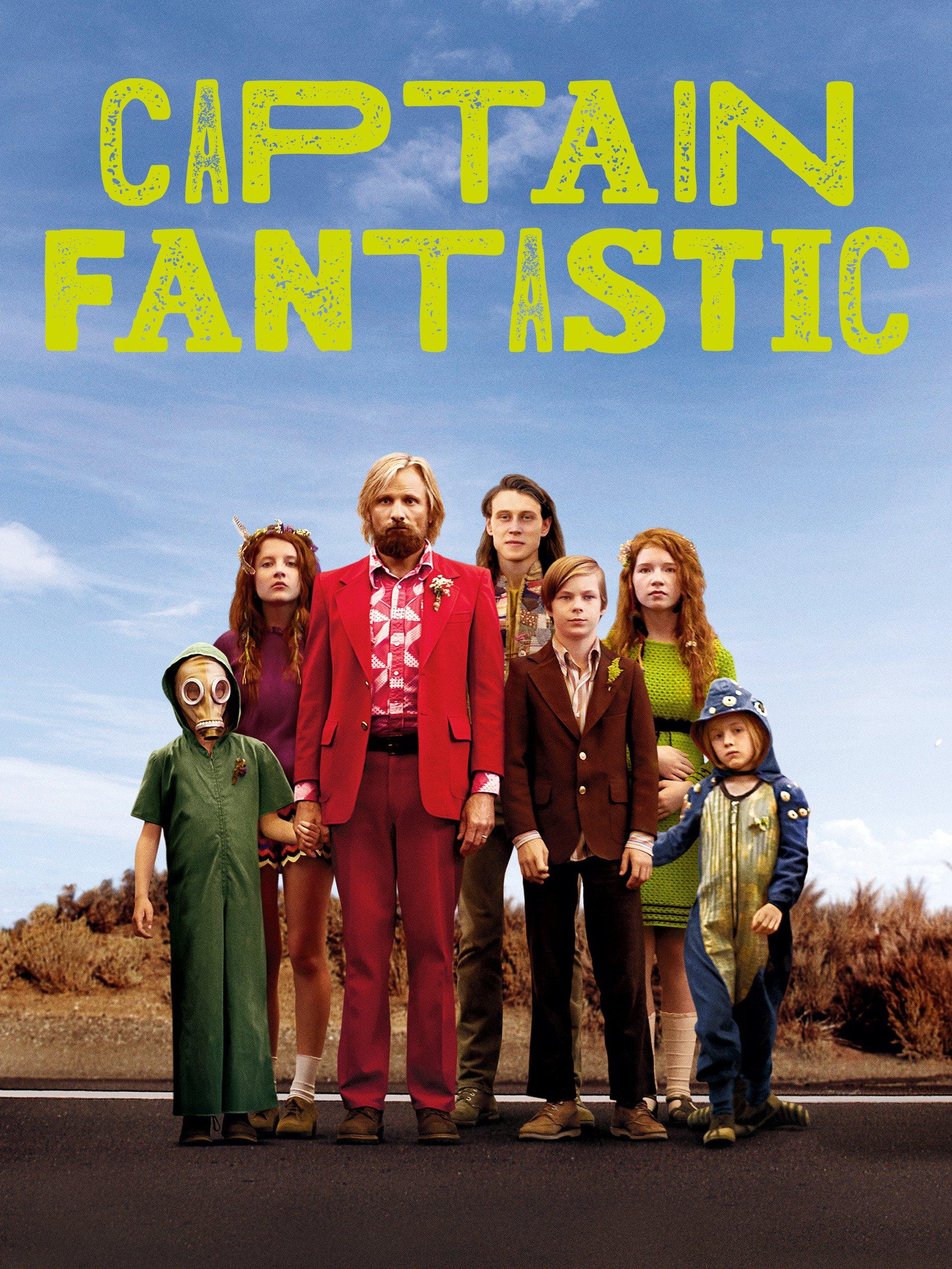 Amazon.com: Watch Captain Fantastic | Prime Video