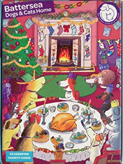 Box Of 20 Christmas Cards Wdm0963 Xmas Dinner 5 Designs Sold