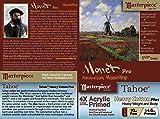 Masterpiece Artist Canvas 43562 Monet PRO