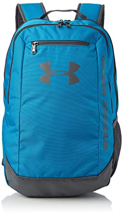 6cd803d64e Under Armour UA Hustle LDWR School Gym Backpack Rucksack Bag  Amazon ...