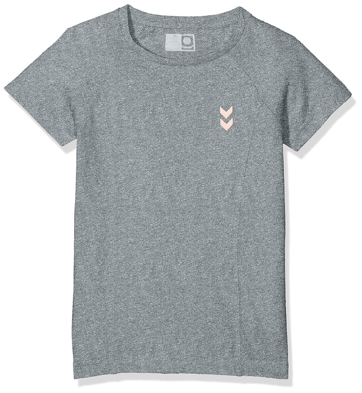 Hummel Mädchen Hml Pitch S/S T-Shirt HUMBC|#Hummel