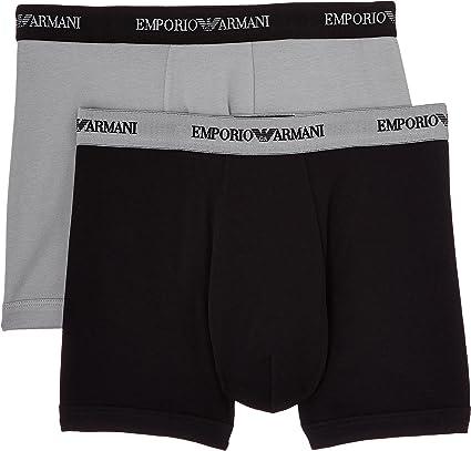 Emporio Armani Bóxer (Pack de 2) para Hombre: Amazon.es: Ropa y accesorios