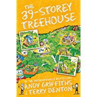 The 39-Storey Treehouse: The Treehouse Books (The Treehouse Series Book 3) (English Edition)