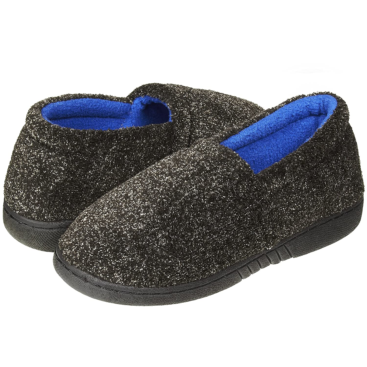 Skysole Kids Boys Marled Soft Terry A-Line Slip-ONS (See Colors Sizes)