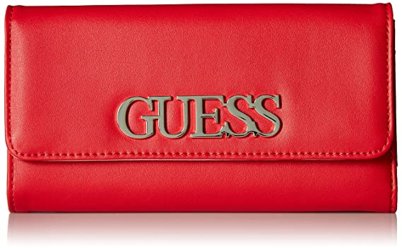 Amazon.com  GUESS Felix Multi Clutch Wallet Lipstick  Clothing e094f4bbbd