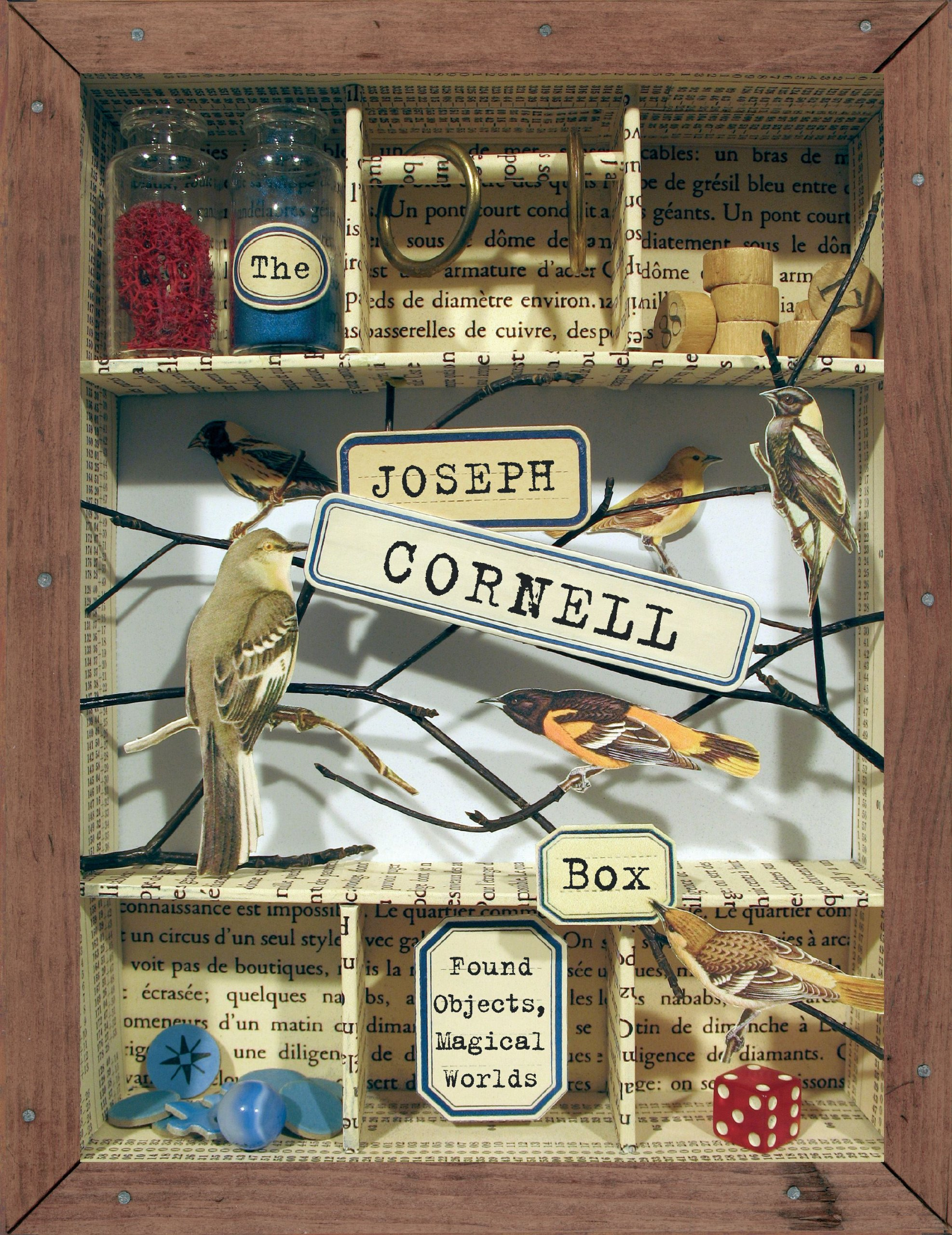 Download The Joseph Cornell Box: Found Objects, Magical Worlds ebook