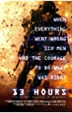 "13 Hours: The Secret Soldiers of Benghazi - Movie Poster (2016), Size 24 x 36"" Inches , Glossy Photo Paper (Thick 8mil) - John Krasinski, James Badge Dale"