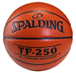 Spalding Bola Basquete  TF-250 Indoor/Outdoor  - Microfibra