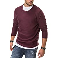 Jack & Jones Jorvisigi Sweat Crew Neck, Shirt Homme