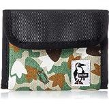 [チャムス] ウォレット Trifold Wallet Sweat Nylon CH60-0696-A046-00
