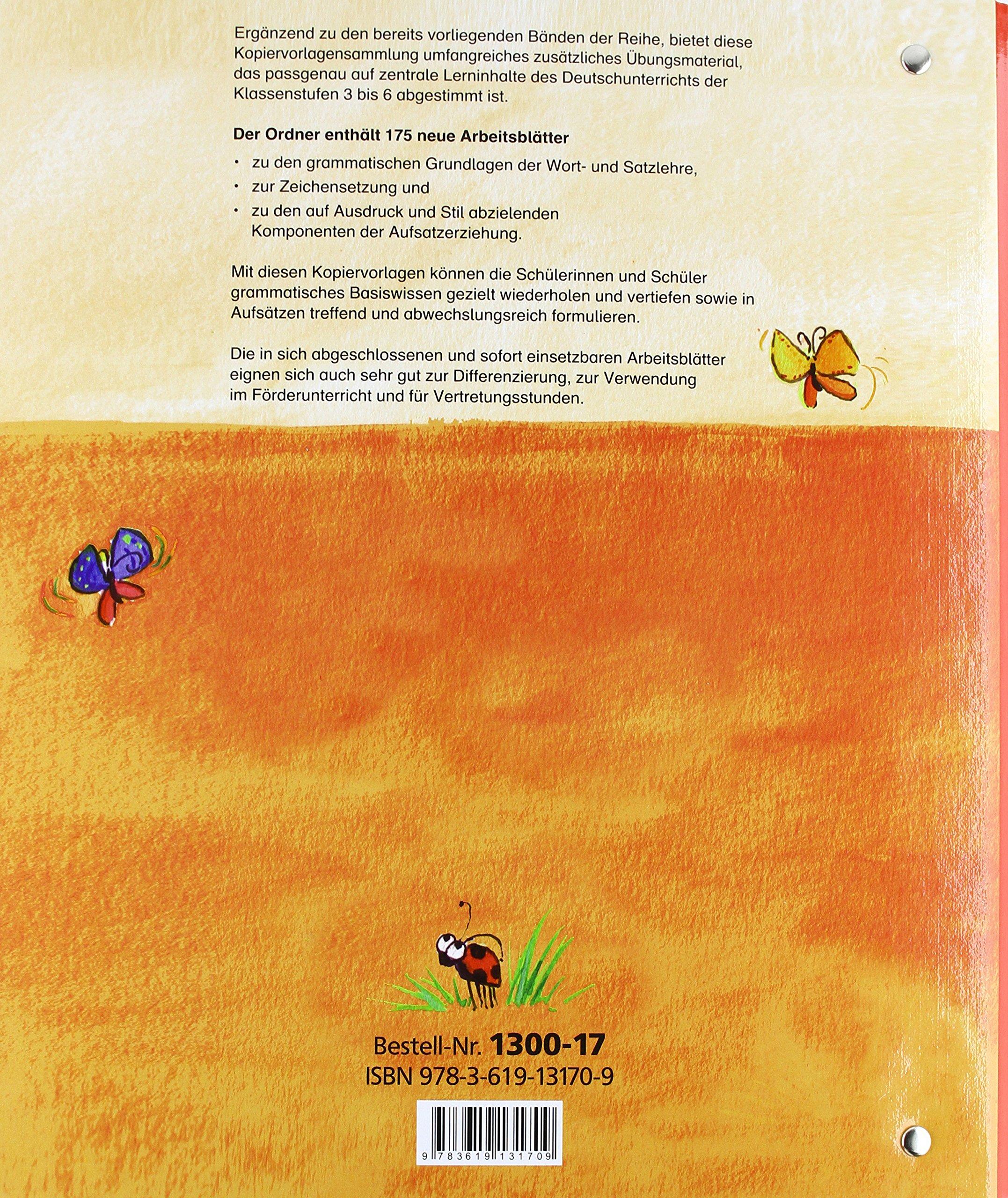 Fit mit der Eule - Extra: Arbeitsblätter zu Grammatik ...