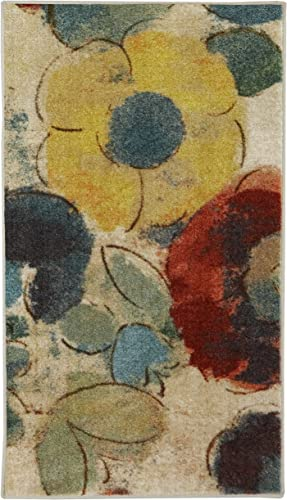 Mohawk Home Aurora Wildflower Lt. Multi Rug, 2 x 3 4