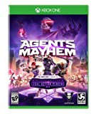 Agents of Mayhem - Xbox One Day 1 Edition