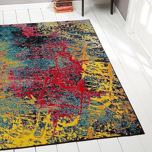 Home Dynamix Splash Tomie 7 10 x10 2 Area Rug Multi-Colored