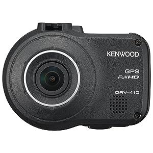 ケンウッド フルハイビジョン ドライブレコーダーDRV-410