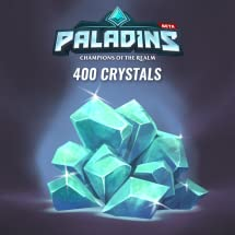 Amazon com: 400 Paladins Crystals [Online Game Code]: Video Games