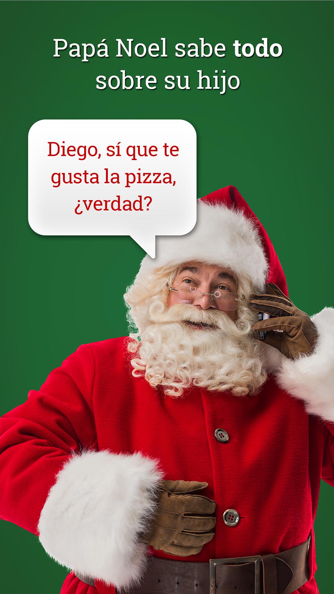 ¡Una llamada de Papá Noel (Santa Claus)!: Amazon.es