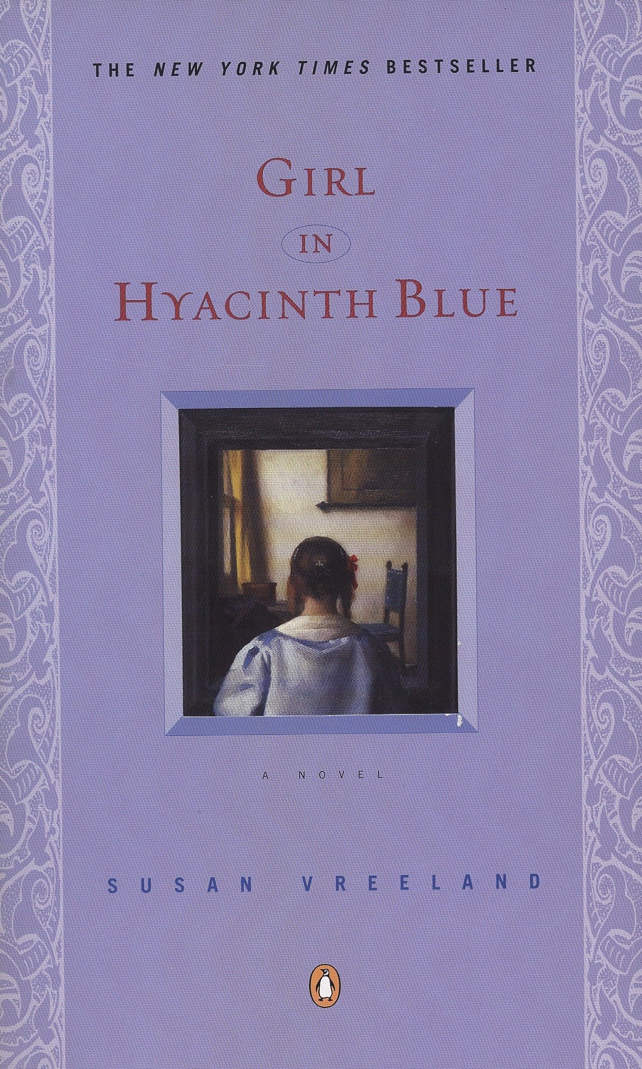Download Girl in Hyacinth Blue pdf epub