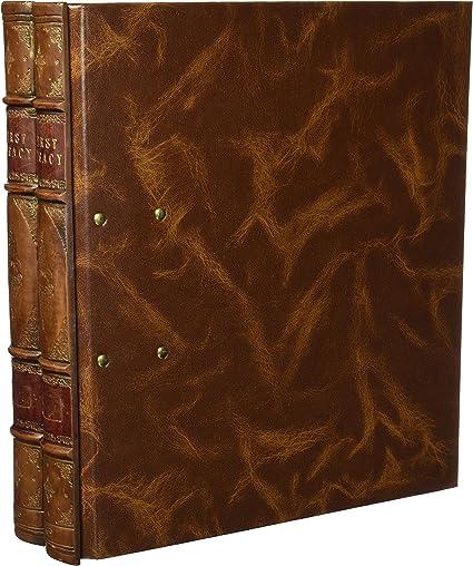 Pardo 233000 Archivador tama/ño folio 70 mm color marr/ón