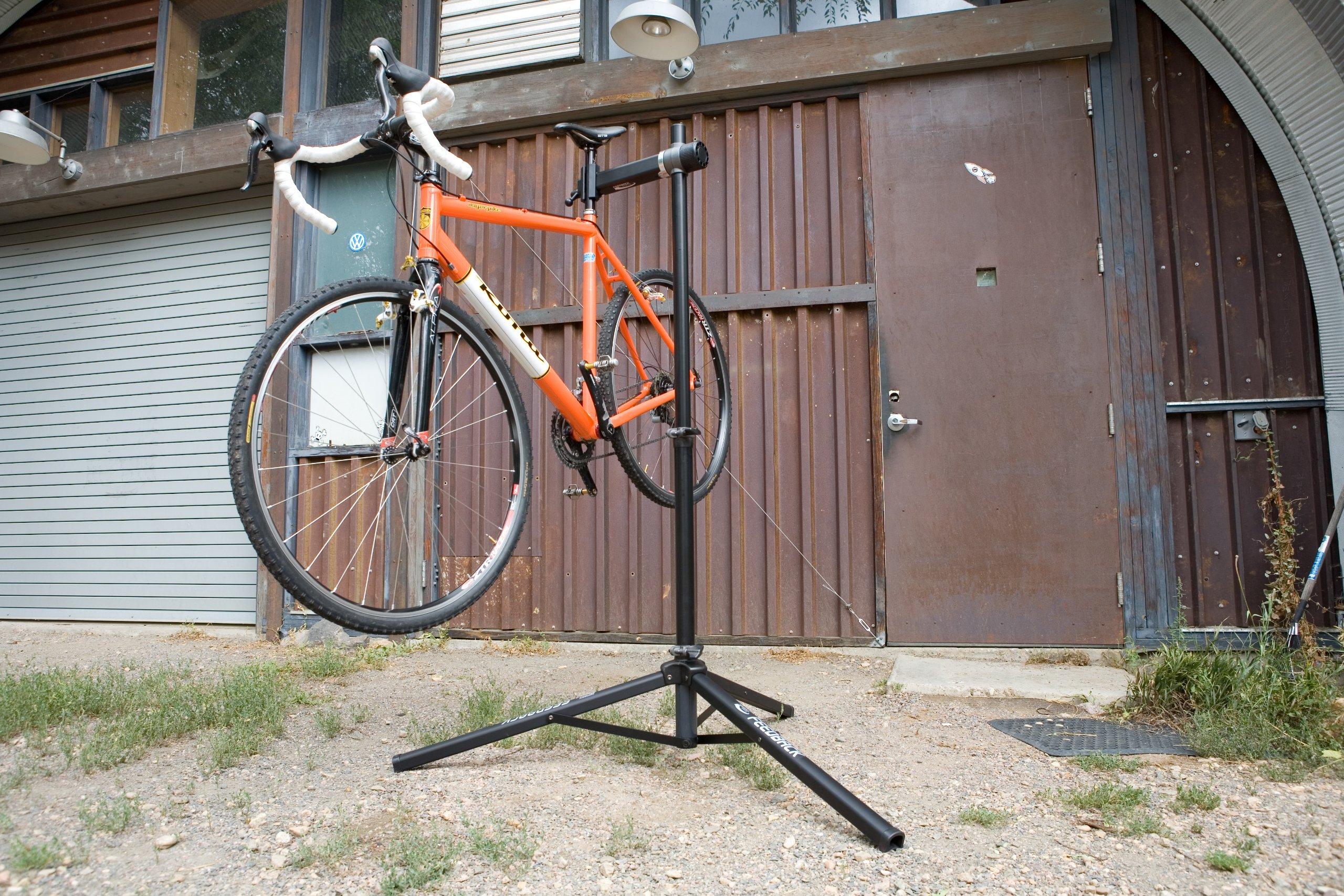 Feedback Sports Sport-Mechanic Repair Stand (Black) by Feedback Sports