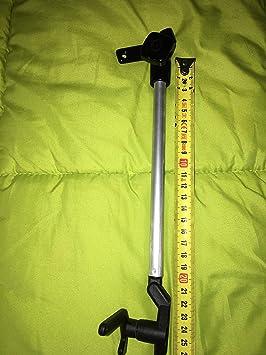 Amazonfr Compas Bras Fenêtre Polyplastic Avec Blocage 200 Gauche
