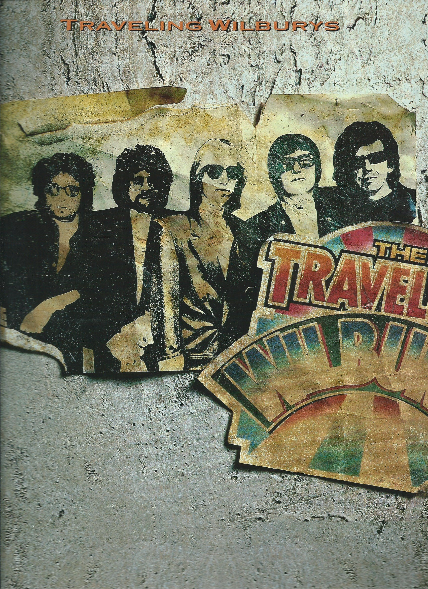 Traveling Wilburys Vol 1 Song Book 1988 Various Amazon Books