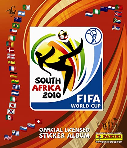 71c0a1e16 Image Unavailable. Image not available for. Color: World CUP Africa 2010  Panini Complete Collection 640 Stickers NEW