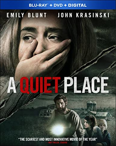 A Quiet Place [Blu-ray]
