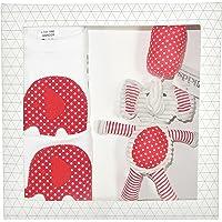 ES Kids Elephant Boxed Set - Red