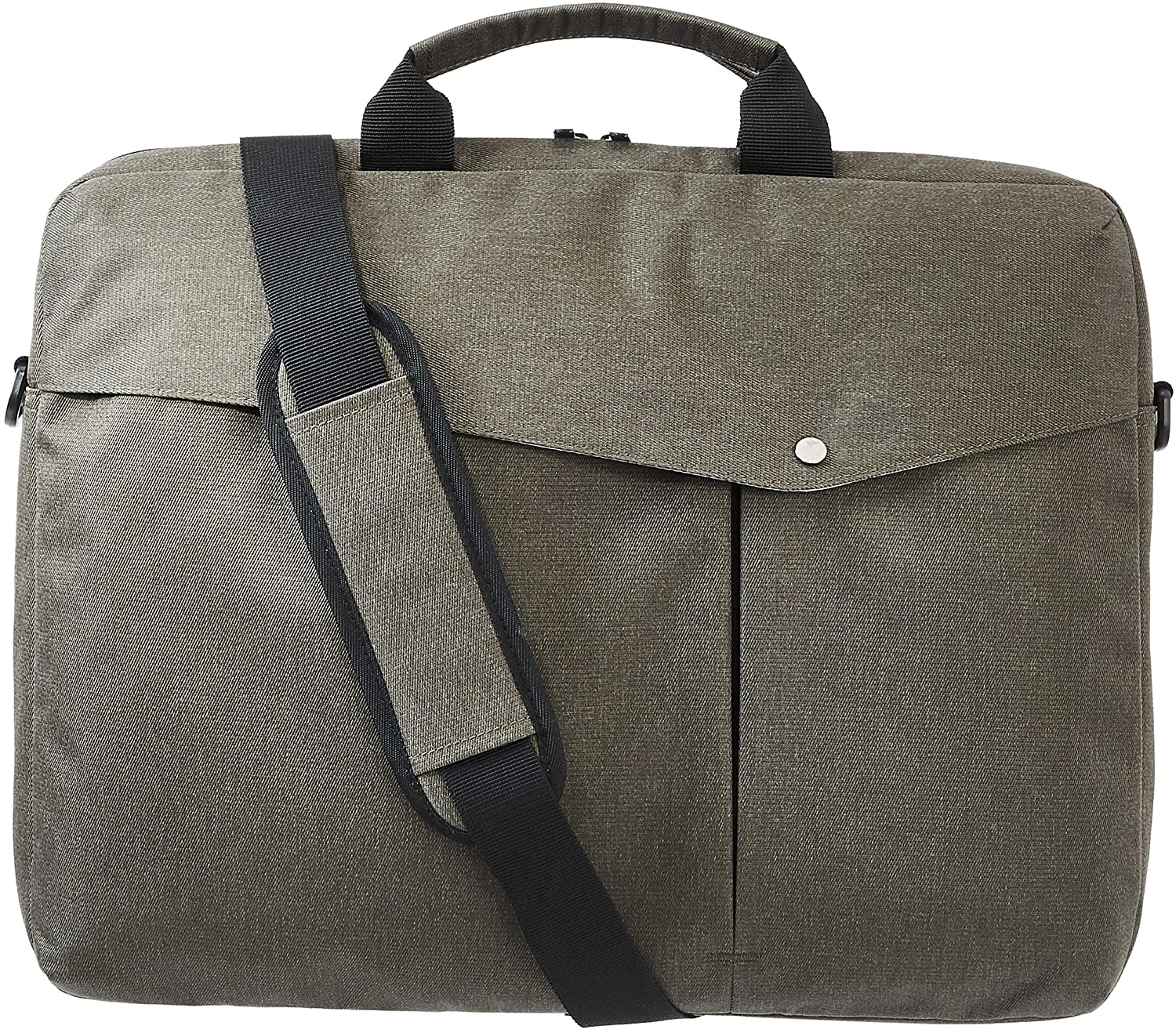AmazonBasics Business Laptop Case - 17-Inch, Army Green